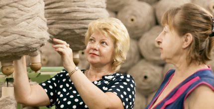 Династии фабрики – гордость текстильщиков