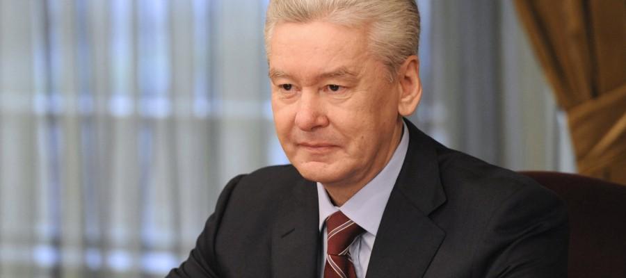 """Мэр Москвы рассказал горожанам о новой столичной программе """"Моя улица"""""""