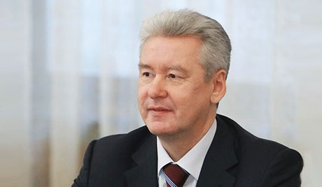 Мэр Москвы осмотрел Гребной канал в Крылатском