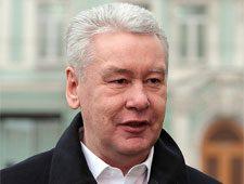 Мэр Москвы открыл движение по новой пешеходной зоне на Маросейке