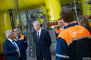 Собянин объявил о готовности газового хозяйства к зиме