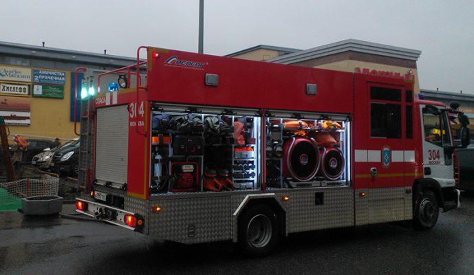 Правила вызова пожарной охраны