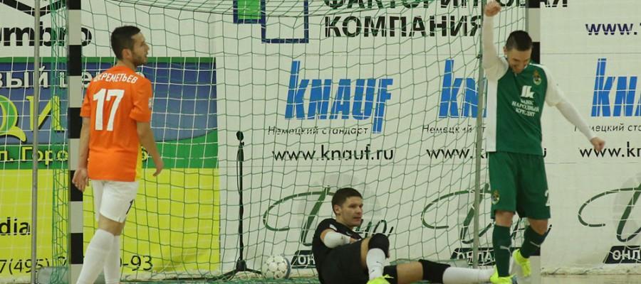 Команда из Щаповского стала победителем соревнований по мини-футболу