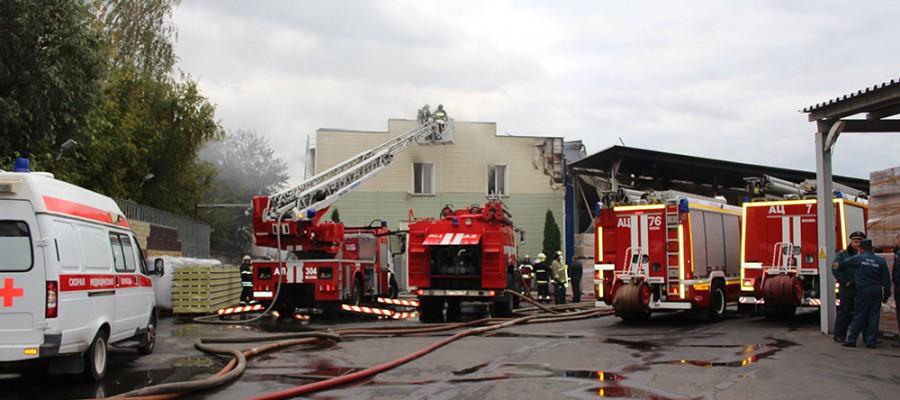 Пожарные спасли 7 человек