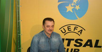 Троицк принимает УЕФА