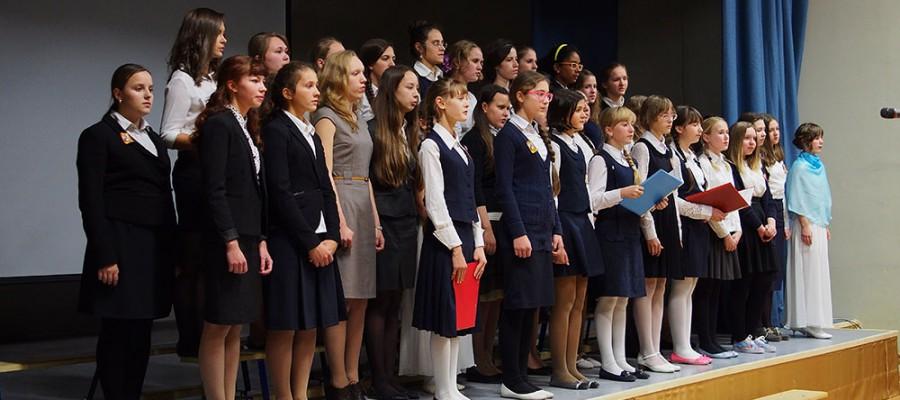 Юбилей в православной школе