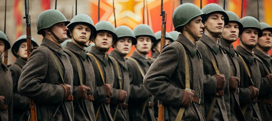 7 ноября:парад нашей памяти