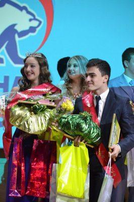 """Троицк выбрал """"Мисс и мистера 2014"""""""