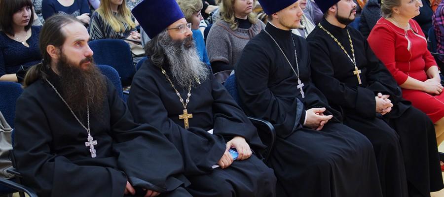 Единство педагогов и священников