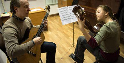 Сергей Собянин: За год в городе построено четыре новые музыкальные школы