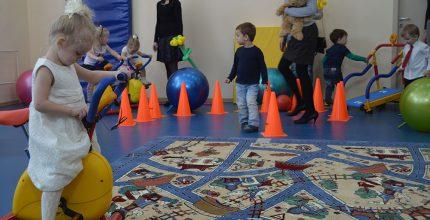 Мэр Москвы открыл в Троицке новый детский сад