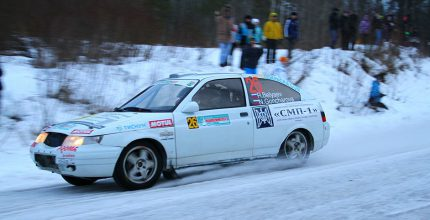 Карельская победа «Троицк-Rally»