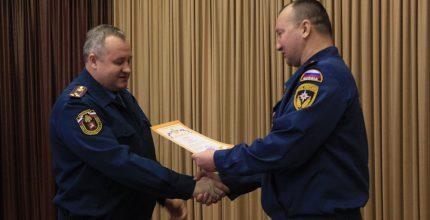 Подведены итоги гарнизона пожарной охраны новой Москвы