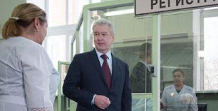 Самый многочисленный в стране краудсорсинговый проект по работе поликлиник запущен в Москве – Собянин