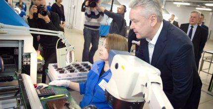 Москва будет развивать проиводство автокомпонентов – Собянин