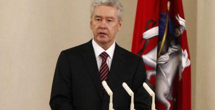 Собянин отметил, что видеонаблюдение используется при расследовании 70% преступлений
