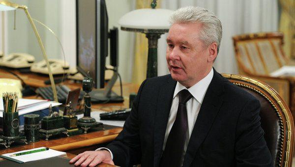 Сергей Собянин заявил о полной готовности Москвы к 70-летнему юбилею Победы