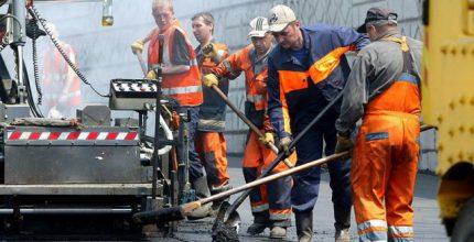 В 2015 году в Москве отремонтируют более 12 млн квадратных метров дорог
