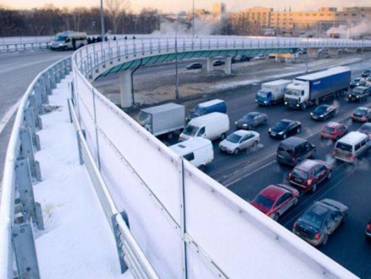 Сергей Собянин открыл тоннель, который разгрузит Дмитровскую развязку