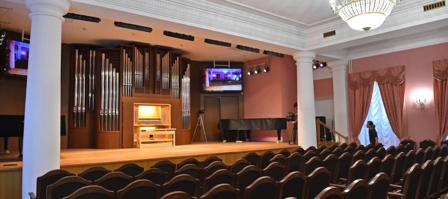 Собянин: Уникальная реставрация музыкальной школы им. Гнесиных завершилась в Москве