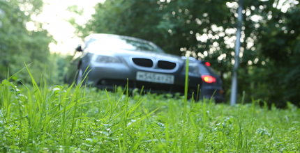 Парковка на газонах подорожала