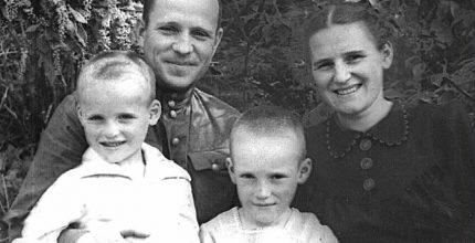 Мой прадед – учитель и солдат