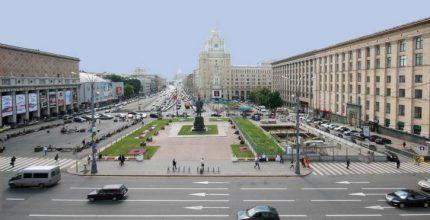 Благоустройство Триумфальной площади в рамках проекта «Моя улица» завершится ко Дню города