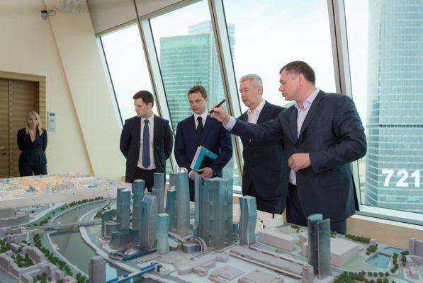 Мэр Москвы одобрил льготы для компаний, строящих современное и комфортное жилье