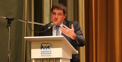 Олег Смолкин: Работа не должна принимать форму декларативных обещаний.