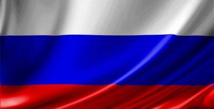 3000 партийцев споют гимн России в День флага РФ