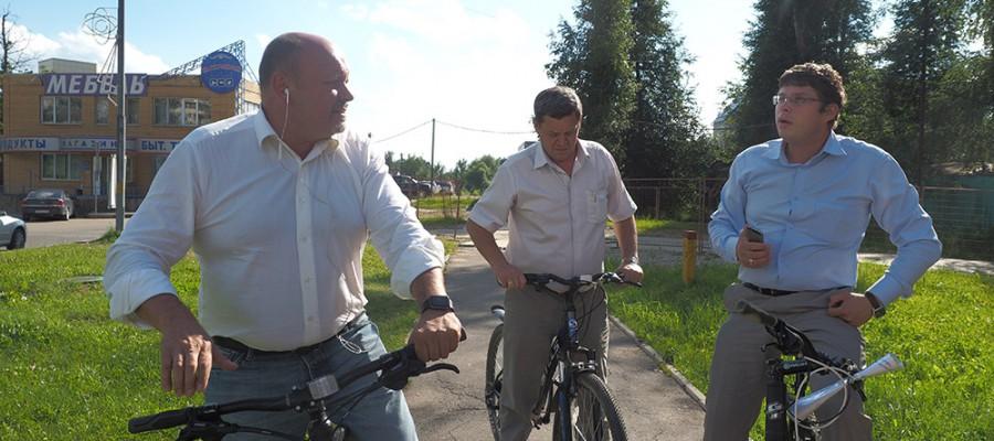 Велопробегом по разгильдяйству