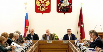 Мосгордума одобрила выбранное москвичами место для монумента князю Владимиру