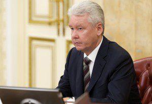Собянин: За 5 лет число серьезных ДТП в Москве снизилось на 14%