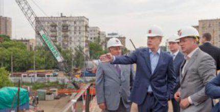 Собянин: Подстанция «Берсеневская» повысит надежность электроснабжения Москвы