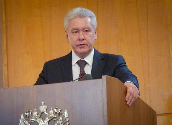 Собянин: Приоритеты инвестпрограммы Москвы  до 2018 года – транспортная и социальная сферы