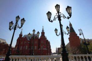 В рамках программы «Моя улица» в столице установили более 1000 фонарей