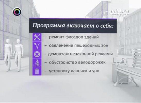 В Москве начинается озеленение по программе «Моя улица»