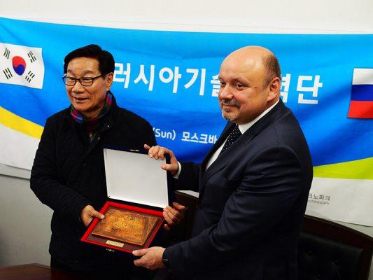 Троицк – Корея: движение навстречу