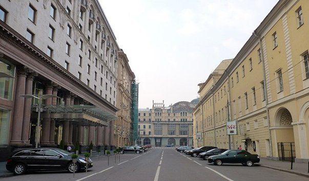 В Москве завершено благоустройство Неглинной улицы