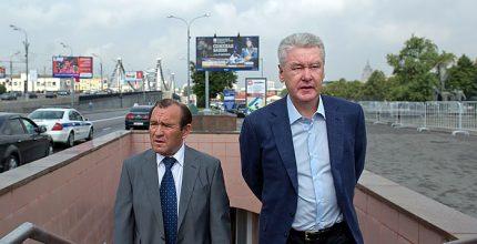 Собянин: В Москве построено и отремонтировано порядка 300 пешеходных переходов
