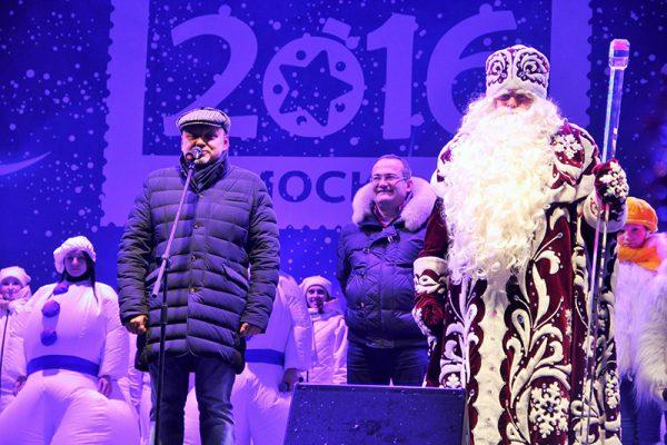Город-сказка:время новогоднего чуда