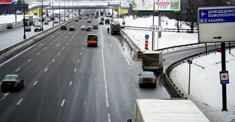 За последние 5 лет скорость движения в Москве выросла на 12%