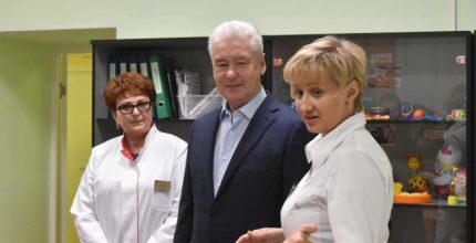 Собянин предложил москвичам участвовать в проекте по улучшению работы детских поликлиник