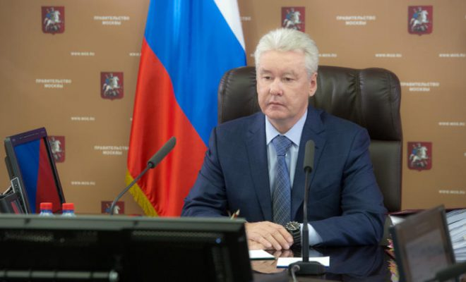 Собянин: Свыше 6,3 тыс спортивных объектов построено в Москве за 5 лет