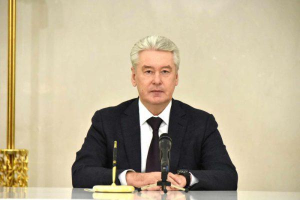 Собянин лично оценил ход реконструкции головного участка Калужского шоссе