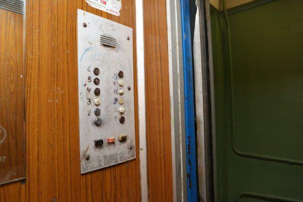 Жизнь лифтов,больших и малых