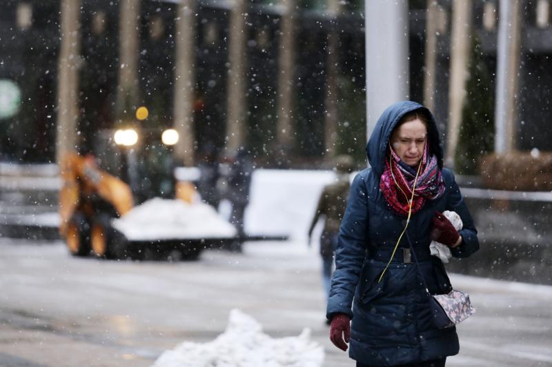Количество выпавшего в январе снега в Москве побило 50-летний рекорд