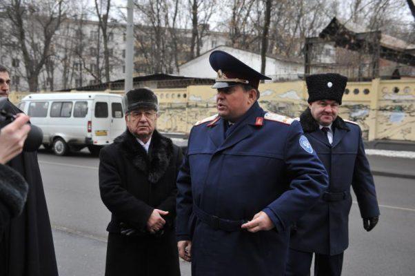 Казаки Москвы вызвались помочь ликвидировать объекты самостроя