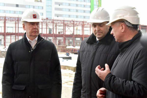 Собянин: Развитие системы электродепо – важнейшая задача программы развития метро