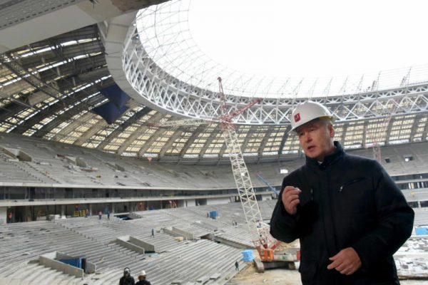 """Новая арена """"Лужников"""" будет соответствовать мировым стандартам"""